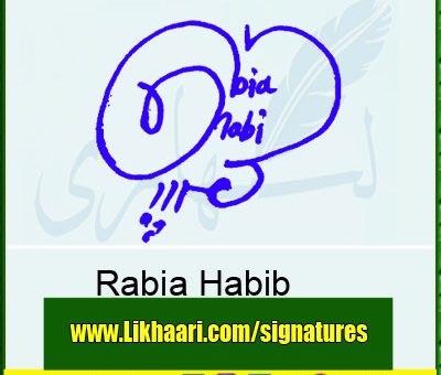 Rabia-Habib-Signature-Styles