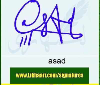 asad--Signature-Styles
