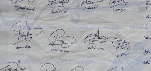 My Live Signature Styles