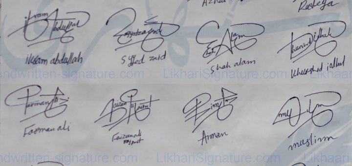 Best Signature Maker on Internet
