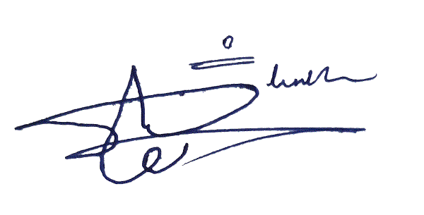 Abraham Lincoln Name Signature Style